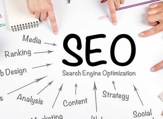 SEO - city consulting